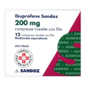 Offerta Speciale Ibuprofene San 12Cpr Riv 200Mg