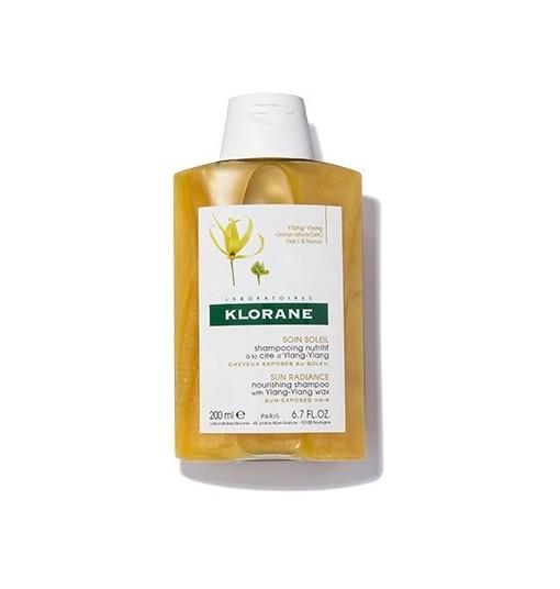 Klorane Shampoo Alla Cera Di Ylang Ylang 200 Ml