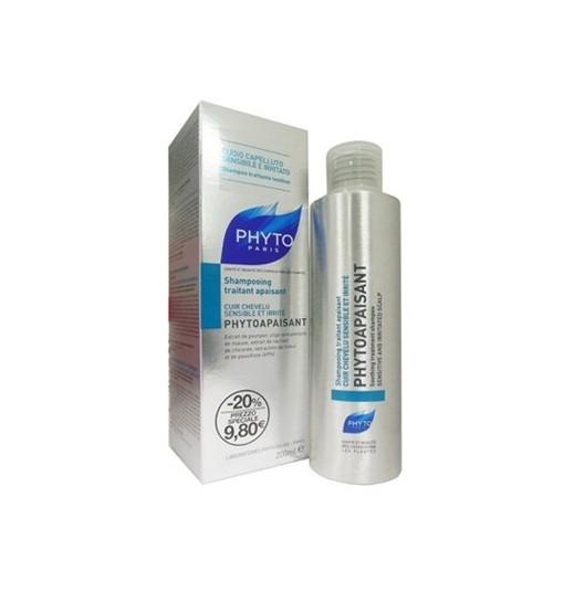 Phytoapaisant Shampoo Ps 200 Ml
