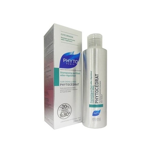 Phytocedrat Shampoo Ps 200 Ml