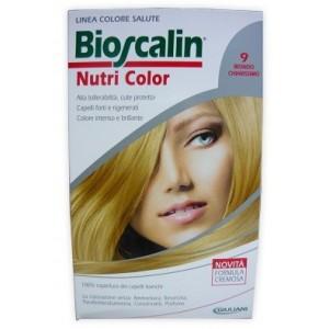 Bioscalin Nutri Color 9 Biondo Chiarissimo Sincrob 124 Ml