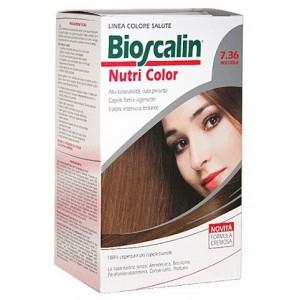 Bioscalin Nutri Color 7.36 Nocciola Sincrob 124 Ml