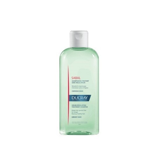 Sabal Shampoo 200 Ml Ducray 2017