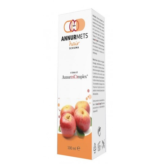 Annurmets Hair Schiuma 100Ml