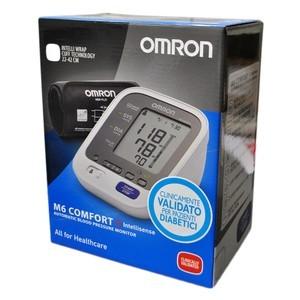 Omron Misuratore Di Pressione M6 Comfort Pack 1 New 2014