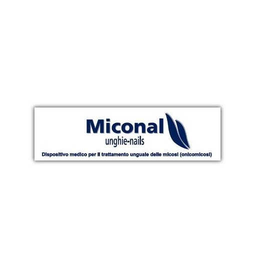 Miconal Unghie Tratt Micosi8Ml