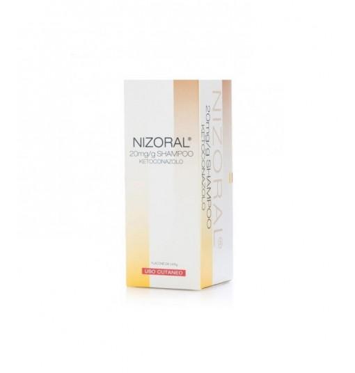 Nizoral Shampoo Fl 100G 20Mg/G