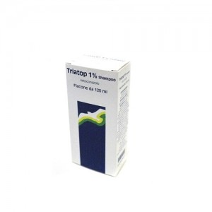 Triatop Shampoo Fl 120Ml 1%