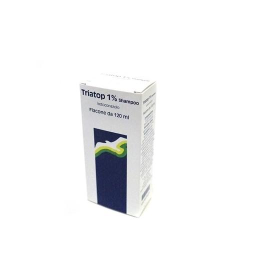 Triatop Shampoo Fl 120Ml 1%