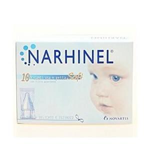 Ricarica Usa E Getta Per Aspiratore Nasale Narhinel 10 Pezzi