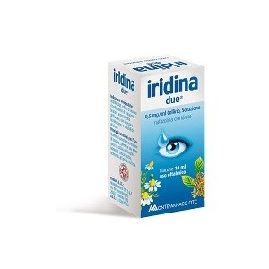 Offerta Speciale Iridina Due Coll 10Ml 0,5Mg/Ml