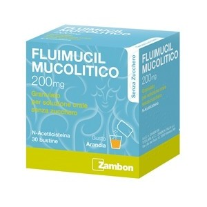 Offerta Speciale Fluimucil Mucol 30Bust200Mgs/Z