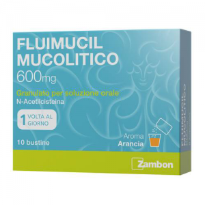 Offerta Speciale Fluimucil Mucol Os 10Bust600Mg