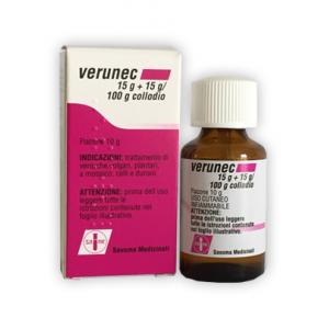 Verunec Fl 15G+15G/100G Collod