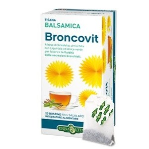Offerta Speciale Broncovit Tisana 20 Bustine 2G