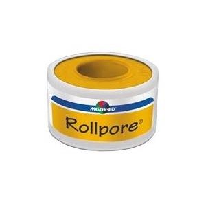 Cerotto In Rocchetto Master-Aid Rollpore Tessuto Non Tessuto
