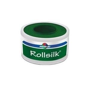 Cerotto In Rocchetto Master-Aid Rollsilk Seta 5X2,50