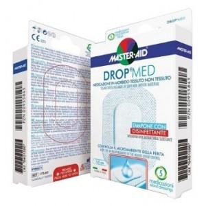 Medicazione Compressa Autoadesiva Dermoattiva Ipoallergenica