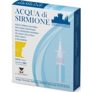 Offerta Speciale Acqua Sirmione Minerale Naturale 6 Fiale 15 Ml