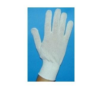 Guanto In Cotone Bianco Misura 6,5