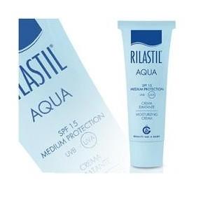 Rilastil Aqua Uv Spf15 Crema 50 Ml