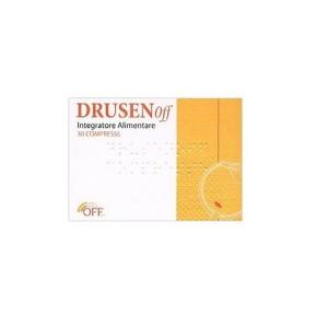 Drusenoff 30 Compresse