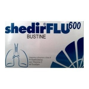 Offerta Speciale Shedirflu 600 Lemon 20 Bustine