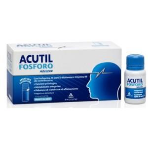 Acutil Fosforo Advance 10 Flaconcini