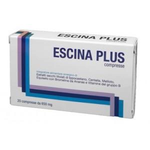 Offerta Speciale Escina Plus 20 Compresse