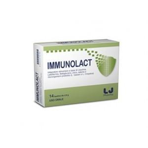 Immunolact 14 Bustine 39,2 G