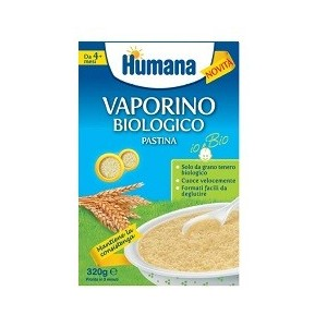 Humana Vaporino Pastina Biologica 320 G