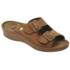 Weekend Nubuck Womens Massage Tan 35