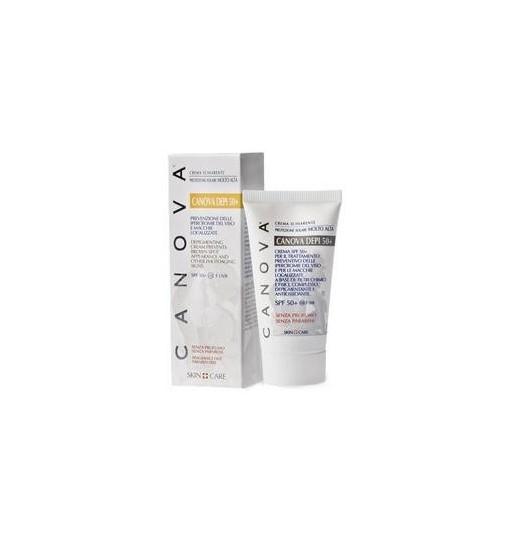Canova Depi Spf 50+ Crema Protezione Alta 50 Ml
