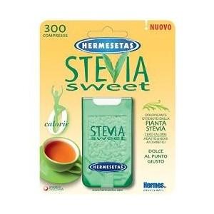 Offerta Speciale Hermesetas Stevia 300 Compresse