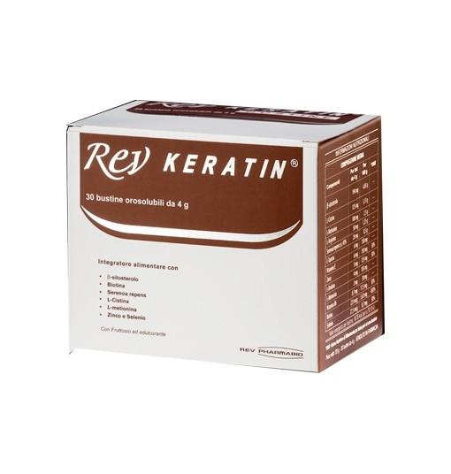 Rev Keratin 30 Bustine