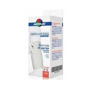 Benda Compressa Orlata Di Garza Idrofila Dermatess Cambric 7X5