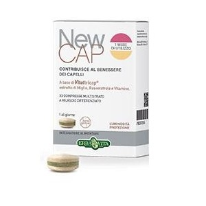 New Cap Integratore Capelli 30 Compresse