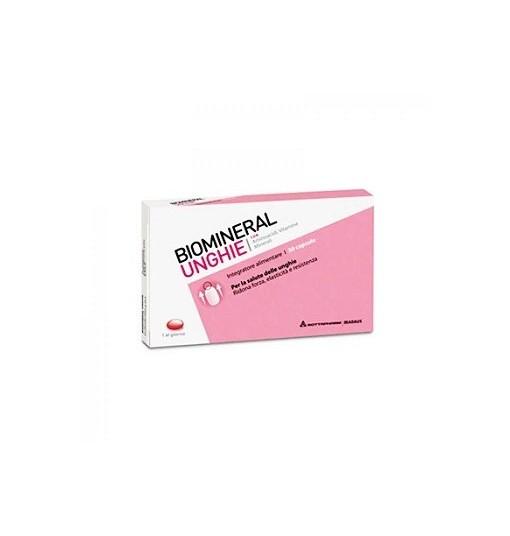 Biomineral Unghie 30 Capsule Taglio Prezzo