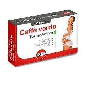 Offerta Speciale Caffe' Verde Termoactive 30 Capsule