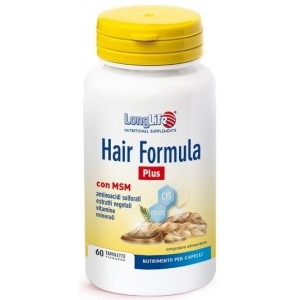 Longlife Hair Formula Plus 60 Tavolette