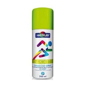 Ghiaccio Spray Master-Aid Sport 200 Ml