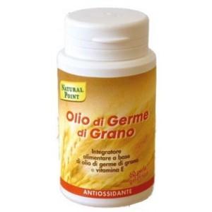 Olio Germe Grano 60 Perle