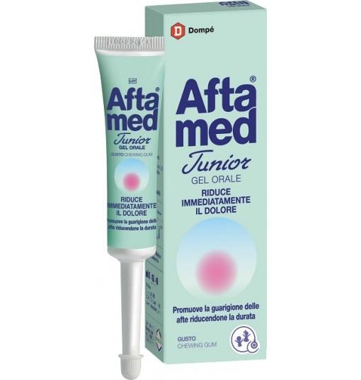 Gel Aftamed Junior Acido Ialuronico 15 Ml