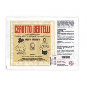 Offerta Speciale Cerotto Bertelli Grandecm16X24