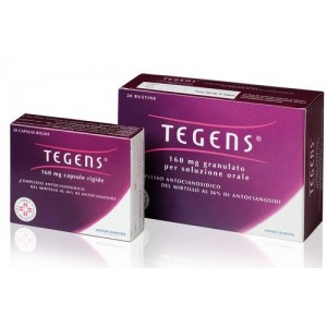 Offerta Speciale Tegens 20Cps 160Mg