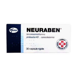 Offerta Speciale Neuraben 30Cps 100Mg