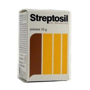 Streptosil Neomicina Polv 10G