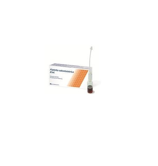 Offerta Speciale Fialetta Odontoiatrica Dm 4 G
