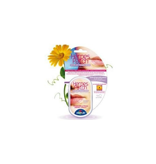 Offerta Speciale Master-Aid Herpes Patch 15 Pezzi
