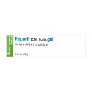 Offerta Speciale Reparil Gel Cm 40G 1%+5%